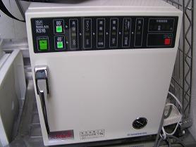 EGOガス滅菌器